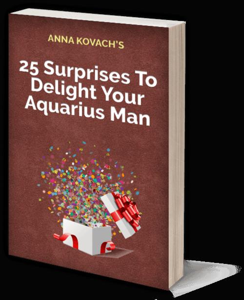 Aquarius Man Secrets — Put That Hot Aquarius Man Under Your Spell