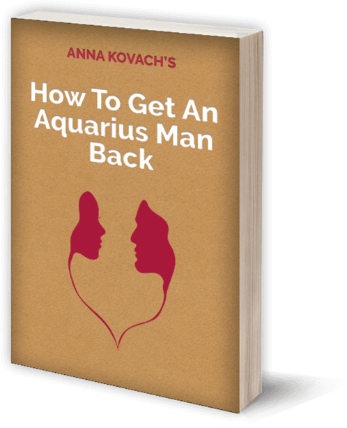 How To Get an Aquarius Man Back