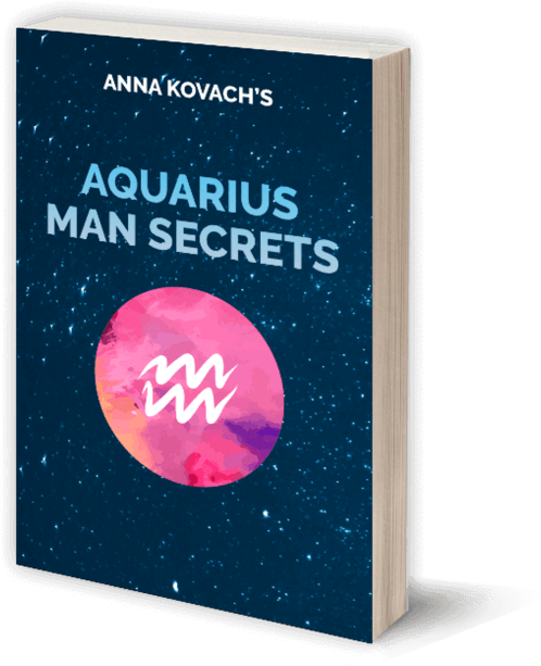 Aquarius Man Secrets