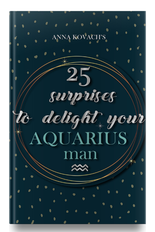 25 Surprises to Delight Your Aquarius Man