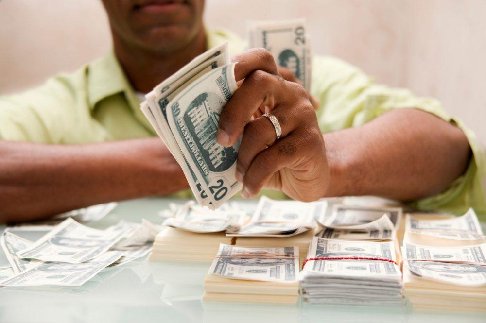 Aquarius Man Money 2020